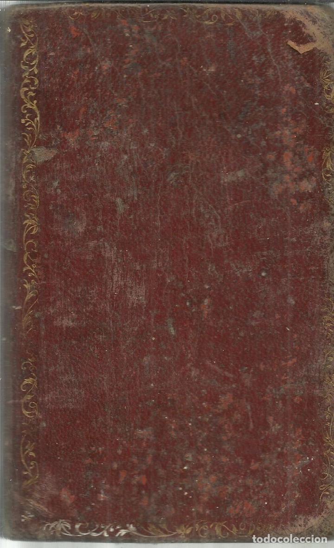 Libros antiguos: VERSIÓN CASTELLANA DE LOS DIFUNTOS. DON LEON DE ARROTAL. IMPRESOR DE CAMARA J. IBARRA. MADRID.1758 - Foto 3 - 64535023