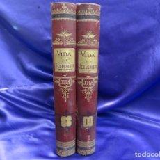 Libros antiguos: VIDA DE JESUCRISTO. 2 TOMOS. M. LOUIS VEUILLOT. ED. VIUDA DE RODRIGUEZ. 1881. Lote 64968603
