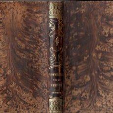 Libros antiguos: JOSÉ JUANIQUET PÁRROCO DE TORREFARRERA : EL ALMA EN POS DE MARÍA (1876). Lote 65247215