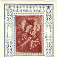 Libros antiguos: LT-001 NOVENA MUY EFICAZ NTRA. SRA. PERPETUO SOCORRO. Lote 65457434