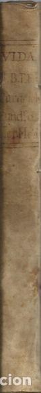 PRODIGIOSA VIDA DEL MUY ILUSTRE VARÓN. EL B.P. FRANCISCO CARACIOLO (Libros Antiguos, Raros y Curiosos - Religión)