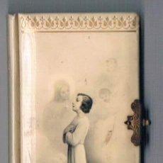 Libros antiguos: GUIA DEL CRISTIANO LIBRO DE PRIMERA COMUNIÓN CAMILO VIVES 1927 DEVOCIONARIO. Lote 67166401