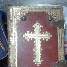 Libros antiguos: MISAL ROMANO DEL SIGLO XIX. Lote 117818624