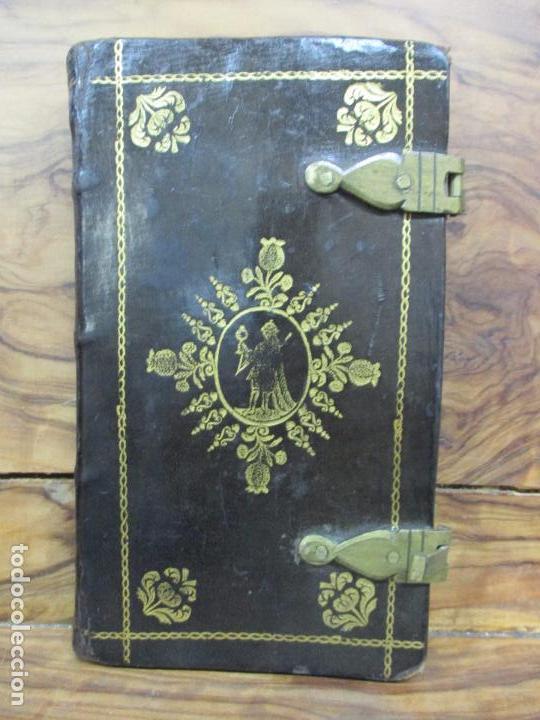 Libros antiguos: OFFICIUM IN EPIPHANIA DOMINI, ET PER TOTAM OCTAVAM: JUXTA MISSALE ET BREVIAR. ROMAN...1778 - Foto 3 - 68236533