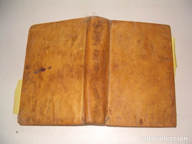 PRÁCTICAS DE VISITAR LOS ENFERMOS Y AYUDAR Á BIEN MORIR. CUATRO TOMOS EN UN SOLO VOLUMEN. RM77702. (Libros Antiguos, Raros y Curiosos - Religión)