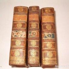 Libros antiguos: D. D. ARCHIEPISCOPI LUGDUNENSIS. INSTITUTIONES THEOLOGICAE. TOMUS I, II Y V. TRES TOMOS. RM77769.. Lote 68888869