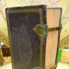 Libros antiguos: BREVIARIUM ROMANUM EX DECRETO SS. CONCILII TRIDENTINI. 1.869.. Lote 69251317