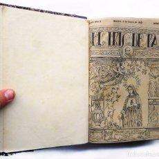Libros antiguos: EL IRIS DE PAZ. AÑOS 1926 Y 1927. LOS 2 AÑOS COMPLETOS EN UN TOMO. BUEN ESTADO.. Lote 69504565
