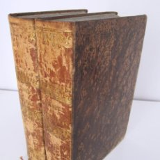 Libri antichi: TESORO DE PANEGÍRICOS 4 TOMOS EN 2 LIBROS 1862 - 1863 - P. RAMON BULDU. Lote 69599885