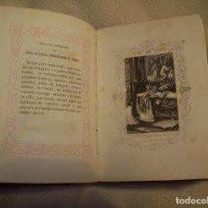 Libros antiguos: LA ESTRELLA DEL CRISTIANO.A. PONSY Cª,ED. 1845. ESPECTACULAR ENCUARDERNACIÓN.UNA VERDADERA JOYA!!!!!. Lote 69719573