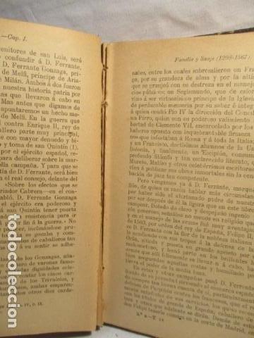 Libros antiguos: VIDA DE SAN LUIS GONZAGA, FEDERICO CERVÓS - TOMO 4 - VER FOTOS - Foto 14 - 70336837