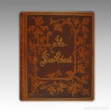 Libros antiguos: LA VIE DE NOTRE-SEIGNEUR JESUS-CHRIST. Lote 54240377