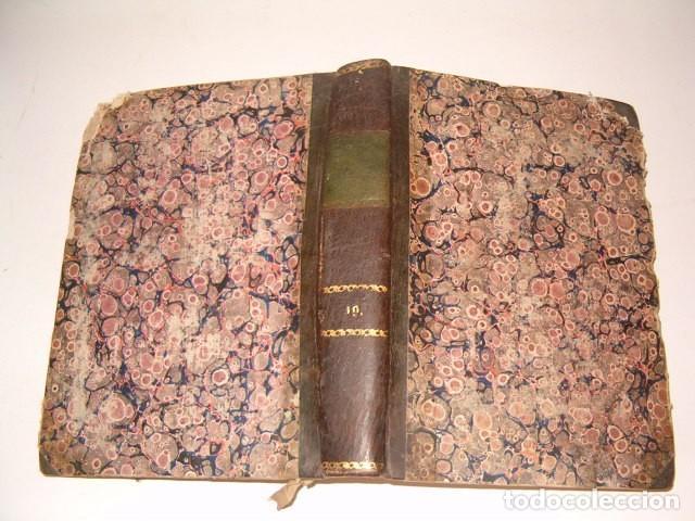 HISTORIA ECLESIASTICA: TOMO XIX: LA HISTORIA DE LA IGLESIA HASTA EL AÑO 584. RM78146. (Libros Antiguos, Raros y Curiosos - Religión)