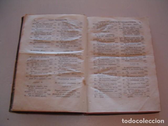 Libros antiguos: R. P. FR. ANTONIO A S. JOSEPH. Compendium Salmanticense. Tomus Secundus. RM78236. - Foto 6 - 71796931
