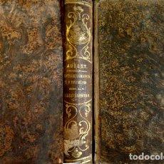 Libros antiguos: AUBERT, MARIUS. TRATADO DE LAS NOTAS DE LA IGLESIA, CON PASAJES HISTÓRICOS... 1850.. Lote 72112999