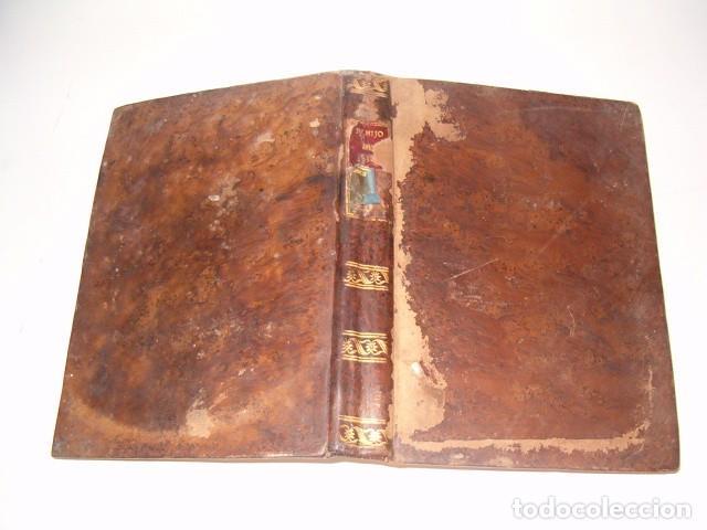 Libros antiguos: El Grande Hijo de David Más Perseguido, Jesu Christo Nuestro Señor. Tomos I, II y III. RM78336. - Foto 2 - 72218731