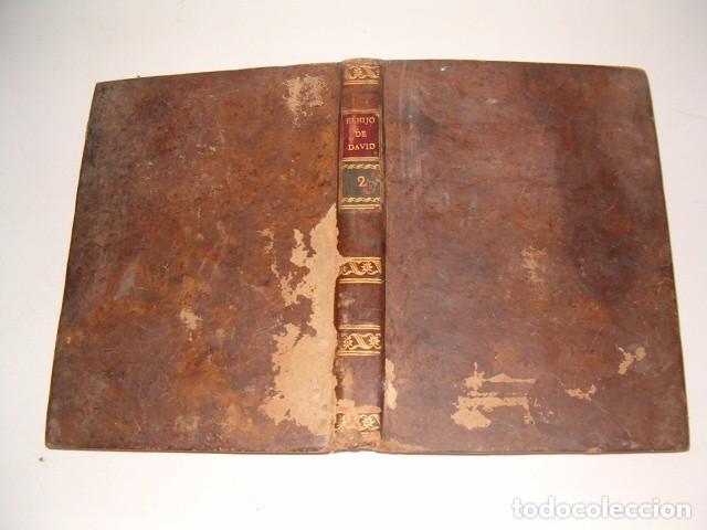 Libros antiguos: El Grande Hijo de David Más Perseguido, Jesu Christo Nuestro Señor. Tomos I, II y III. RM78336. - Foto 4 - 72218731