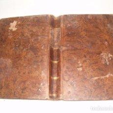 Libros antiguos: R. P. FR. ANTONIO A S. JOSEPH. COMPENDIUM SALMANTICENSE IN TRES TOMOS. TOMUS PRIMUS. RM78338. . Lote 72219107