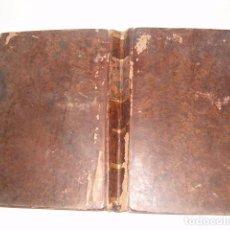 Libros antiguos: R. P. FR. ANTONIO A S. JOSEPH. COMPENDIUM SALMANTICENSE IN TRES TOMOS. TOMUS TERTIUS. RM78339. . Lote 72219279