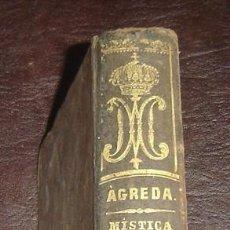 Libros antiguos: MISTICA CIUDAD DE DIOS - AGREDA - SOR MARIA JESÚS - TOMO VII - BARCELONA 1860. Lote 72761319