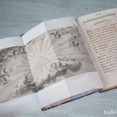 Libri antichi: EXPLICACIÓN DE LAS LÁMINAS Y ASUNTOS SIMBOLIZADOS EN ELLAS-CUADERNO 1º Y PLAN 1º-VALENCIA 1804. Lote 73408995