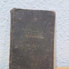 Libros antiguos: MANUAL DE MEDITACIONES - EJERCICIOS ESPIRITUALES 1.902. Lote 74369243