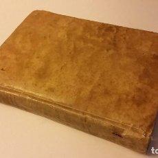 Libros antiguos: 1766 - JUAN EUSEBIO NIEREMBERG - DE LA DIFERENCIA ENTRE LO TEMPORAL Y LO ETERNO. Lote 74466871