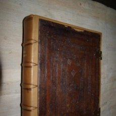 Libros antiguos: INDEX OMNIVN DIVI HIERONYMILVCVBRATINVM, IN DVAS. 1530, OBRAS DE SAN JERÓNIMO. POST INCUNABLE. Lote 74746871