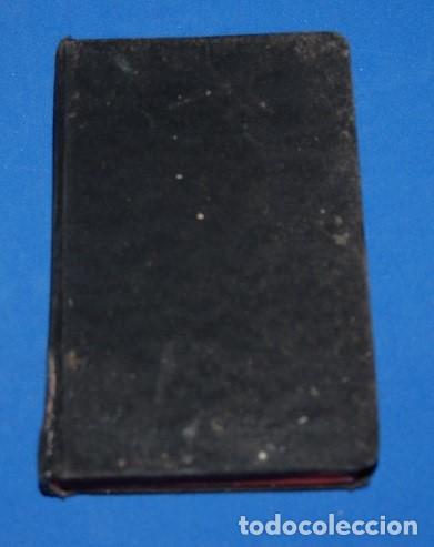 Libros antiguos: DEVOCIONARIO MANUAL AUMENTADO 1912 - Foto 2 - 75142099
