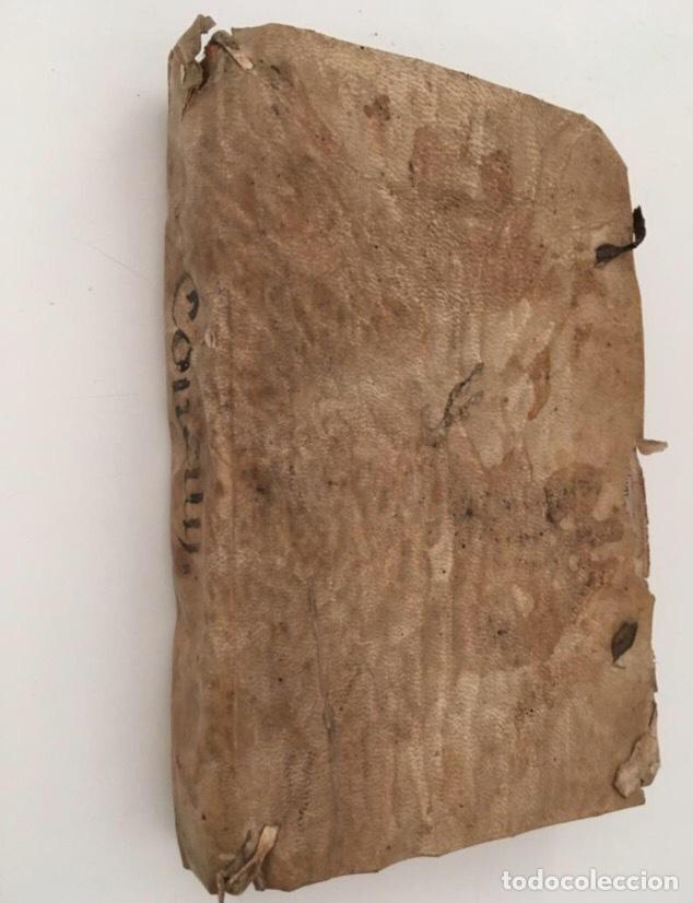 CONCIL II. CANONES ET DECRETA SACROSANCTI OECUMENICI ET GENERALIS CONCILI TRIDENTINI. MADRID 1564. (Libros Antiguos, Raros y Curiosos - Religión)
