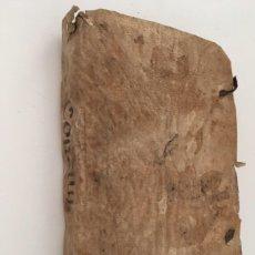 Libros antiguos: CONCIL II. CANONES ET DECRETA SACROSANCTI OECUMENICI ET GENERALIS CONCILI TRIDENTINI. MADRID 1564.. Lote 75072314