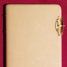 Libros antiguos: GUIA DEL ALMA CRISTIANA - MISAL DEVOCIONARIO MODERNISTA AÑO 1922 - ENCUADERNACION MARFIL O SIMILAR. Lote 75628763