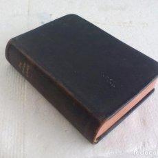 Libros antiguos: ANTIGUA BIBLIA ALEMANA DE 1918 DIE BIBEL BEILIGE SCHRIFT. MARTIN LUTHERS PROTESTANTE... Lote 75676503