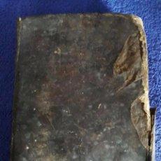Libros antiguos: OFFICIA SANCTORUM A SUMMIS PONTIFICIBUS TAM PRO HISPANIARUM REGNIS QUAM PRO UNIVERSALI ECCLESIA / SE. Lote 75863291