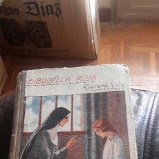 Libros antiguos: LIBRO RELIGIOSO ANTIGUO . Lote 76602415