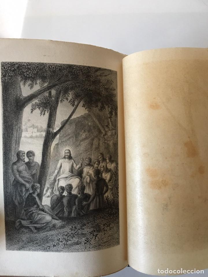 Libros antiguos: LIBRO RELIGIOSO- LA LUZ DEL CIELO- FINALES DEL SIGLO XIX - Foto 7 - 77635742