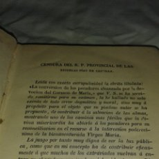 Libros antiguos: LIBRO CONVERSIÓN DE LOS PECADORES. Lote 77775395