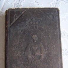 Libros antiguos: VIDA Y MILAGROS DE SAN FRANCISCO JAVIER. APÓSTOL DE LAS INDIAS POR EL P. FRANCISCO GARCÍA, 1908... Lote 77879189