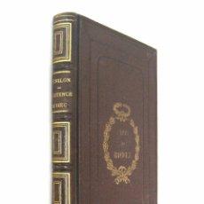 Libros antiguos: 1878 - FÉNELON: TRATADO SOBRE LA EXISTENCIA DE DIOS - FILOSOFÍA - METAFÍSICA - TEOLOGÍA . Lote 78244077