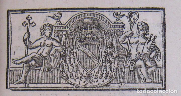 Libros antiguos: 1756 - 5 Tomos del Siglo XVIII - Jurisprudencia, Matrimonio, Derecho Canónico - Libro Antiguos, Piel - Foto 12 - 78252381
