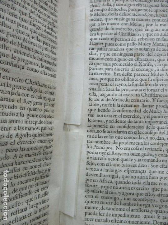 Libros antiguos: TERCERA PARTE DE LA HISTORIA PONTIFICAL Y CATOLICA. LUIS DE BAVIA. 1609. - Foto 8 - 79302801