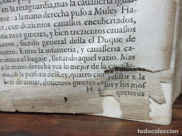 Libros antiguos: TERCERA PARTE DE LA HISTORIA PONTIFICAL Y CATOLICA. LUIS DE BAVIA. 1609. - Foto 10 - 79302801