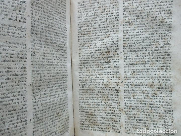 Libros antiguos: TERCERA PARTE DE LA HISTORIA PONTIFICAL Y CATOLICA. LUIS DE BAVIA. 1609. - Foto 13 - 79302801
