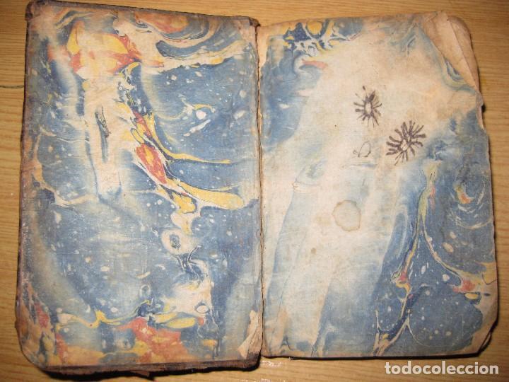Libros antiguos: libro adoracion del santisimo sacramento o exercicio del voto . 1822 madrid calle carretas - Foto 3 - 79673577