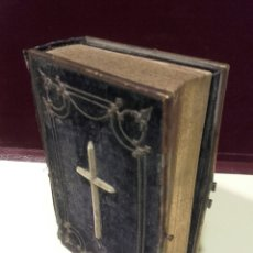 Libros antiguos: DEVOCIONARIO CRISOL DIVINO POR JOSÉ MARÍA SBARBI. ALEMANIA 1881.. Lote 80708918