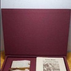Libros antiguos: TOMAS MORO, DE TRISTITIA CHRISTI.. Lote 95080938