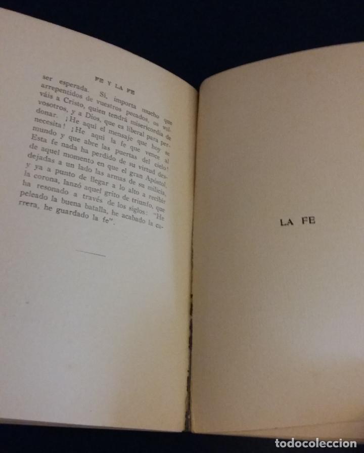 Libros antiguos: fe y la fe / t.t. eaton / 1919 - Foto 3 - 82018824