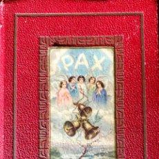 Libros antiguos: ANTIGUO LIBRO DE MISA DE 1935. Lote 83133624