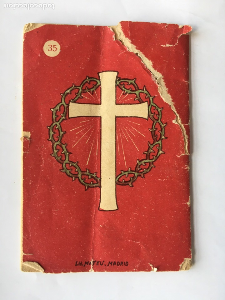 Libros antiguos: FLORES CELESTES. Vida de S. Francisco de Paula. Editorial Calleja. Madrid, 1923? - Foto 3 - 83824500