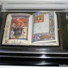 Libros antiguos: LIBRO DE HORAS DEL OBISPO MORGADES. Lote 83894572